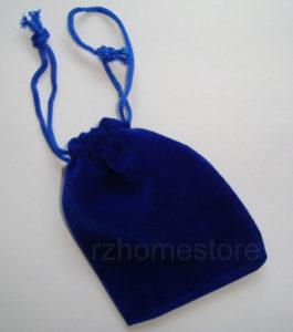 Velvet Pouch Gift Bag Small Jewellery Drawstring 5x7 7x9 10x13cm Bracelet Watch