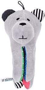 Whisbear The Humming Bear with Cry Sensor (Pink)