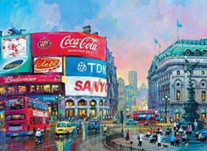 London - Piccadilly Circus 1000pc