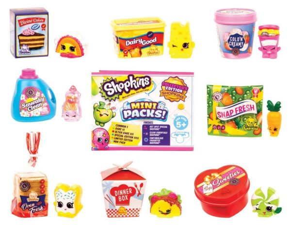 Shopkins Mini Packs Shopper Pack