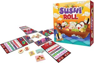 Sushi Roll, The Sushi Go! Dice Game