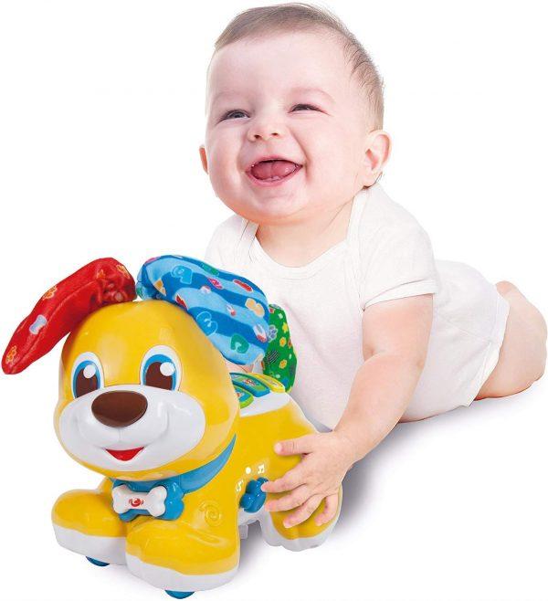 Clementoni 61600 Baby Peekaboo Dog