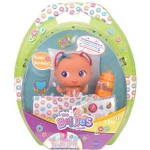 The Bellies Interactive Doll, BEE00000, Yumi Yummy