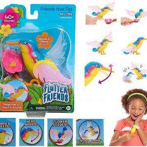 Flutter Friends FLU00000 Toys, Multi-Colour