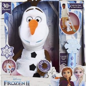 Frozen 2 JPL32460 Follow Me Friend Olaf Feature Plush