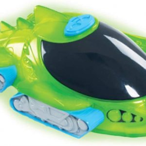 PJ Masks Light Up Racers Assortment, Light Up Racer Vehicle Gekko Mobile – JPL24895