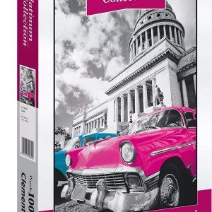 Clementoni-39400-Platinum Collection-Cuba-1000 Pieces, Multi-Colour