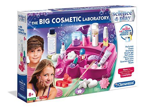 Clementoni 61772 Big Beauty Lab, Multi-Colour
